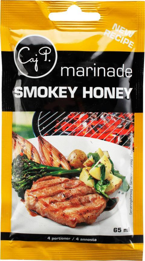 Caj P Marinade Smokey Honey
