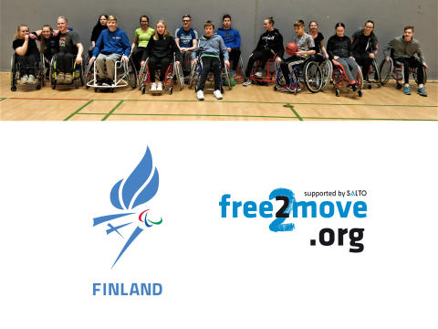 SALTO Systems Nordic sponsrar Youth Paralympic Team i Finland
