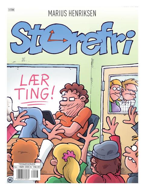 Lærerne har talt: JA til mer Storefri!