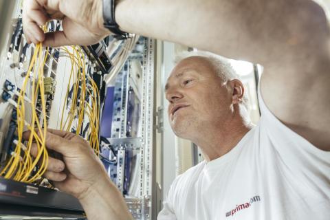 """""""Sommerbaustellen"""" im Kabelnetz: primacom startet Technologie-Offensive für mehr Digital-TV und noch schnelleres Internet"""