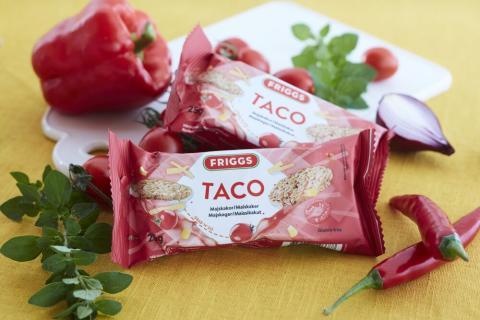 Fredag hela veckan med Friggs nya Snack Pack Taco!