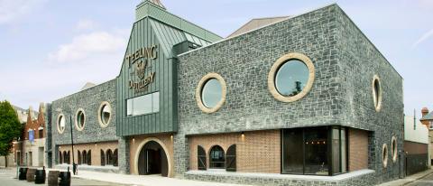 Teeling Whiskey Distillery firar fyra år.