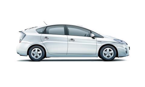 Över två miljoner Toyota Prius sålda världen över