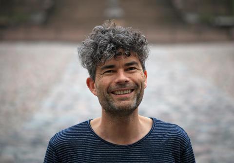 Kjetil Falkenberg Hansen, universitetslektor på KTH. Foto: Peter Ardell.