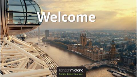 London Midland's West Coast Stakeholders' Spring Briefing 2017