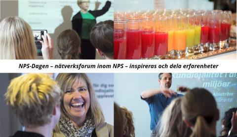 Event för dig som jobbar med NPS