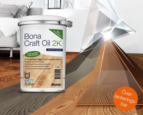 Q&A - Bona Craft Oil 2K
