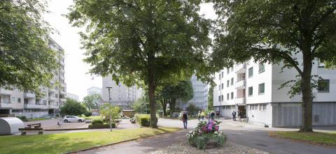 Renoveringen blir till besparing i Backa/Brunnsbo