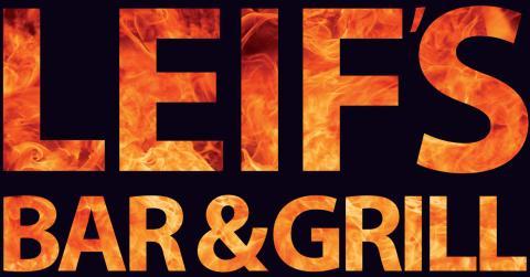 Leifs Bar&Grill logga eps