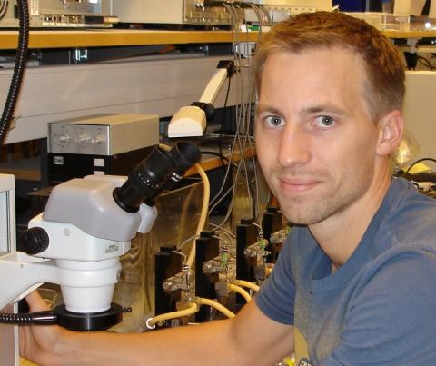 Sebastian Albinsson, forskare, Lunds universitet