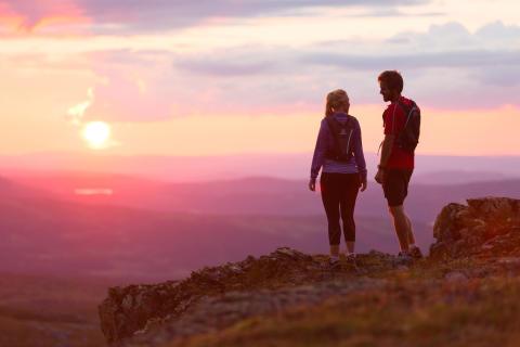 Boka träningshelg i Åre i sommar