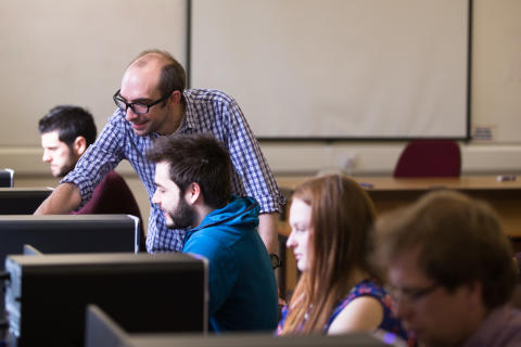 Business Continuity Institute research to influence academic teaching at Cranfield University