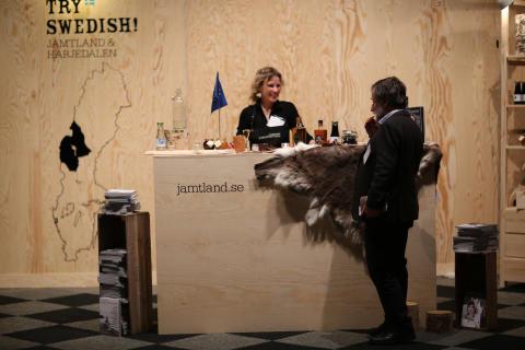 Bocuse d'Or Europe 2014 - Eva Hallin, Jämtland Härjedalen