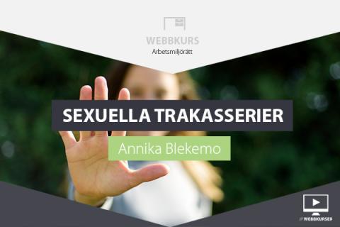 JP Infonet lanserar webbkurs som ger stöd i arbetet med att förebygga sexuella trakasserier på jobbet