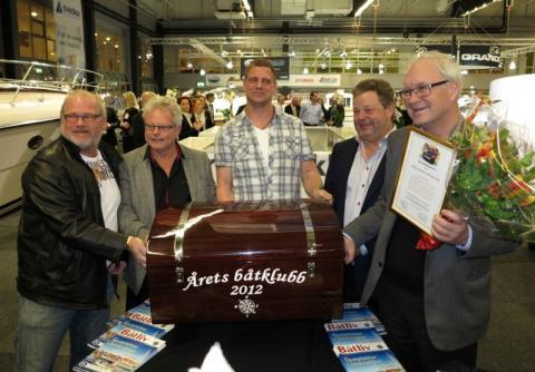 Sveriges bästa båtklubb finns i Hällevik