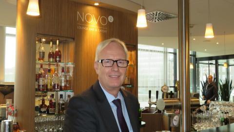 Die ersten 100 Tage von Hoteldirektor René Ykema