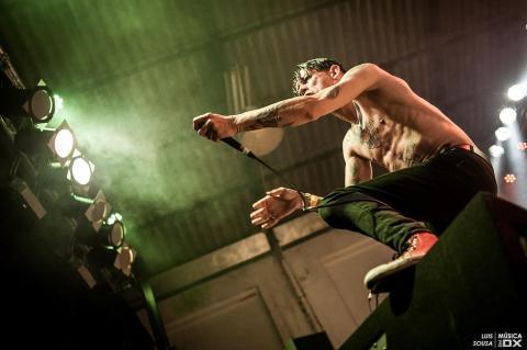 JOHNNY THROTTLE: London Punk 'Spazztastics' Headline Dirty Water Records Showcase | Le Beat Bespoke Festival
