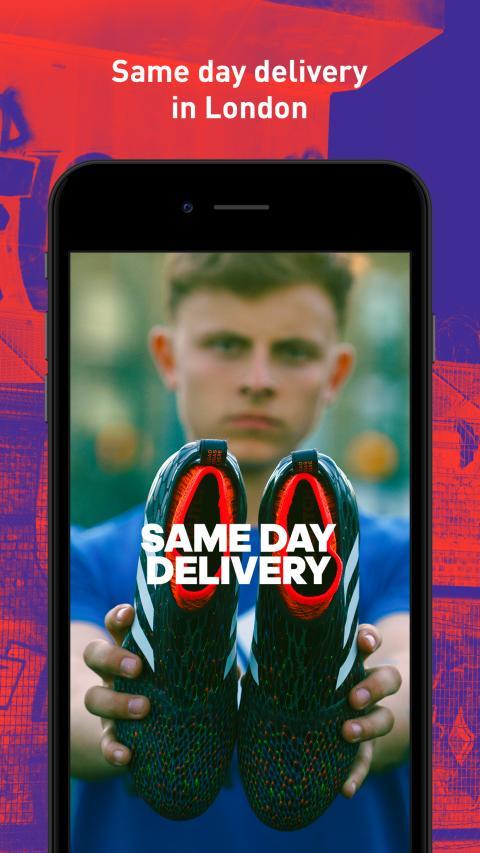 Powered by NewStore:  adidas bringt mit GLITCH innovative Schuhe ins mobile Zeitalter