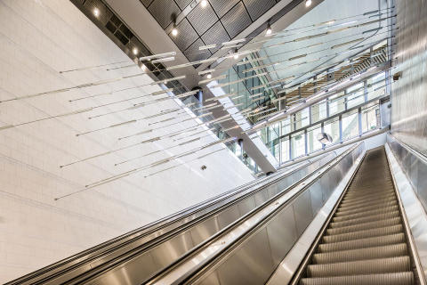 Station Stockholm City - LINK arkitektur