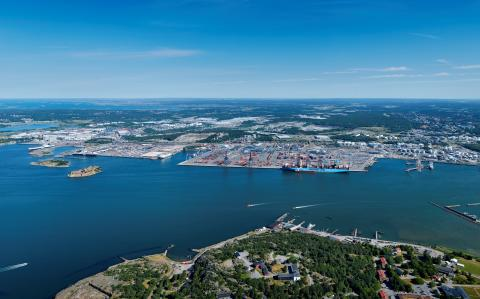 portofgothenburg panorama
