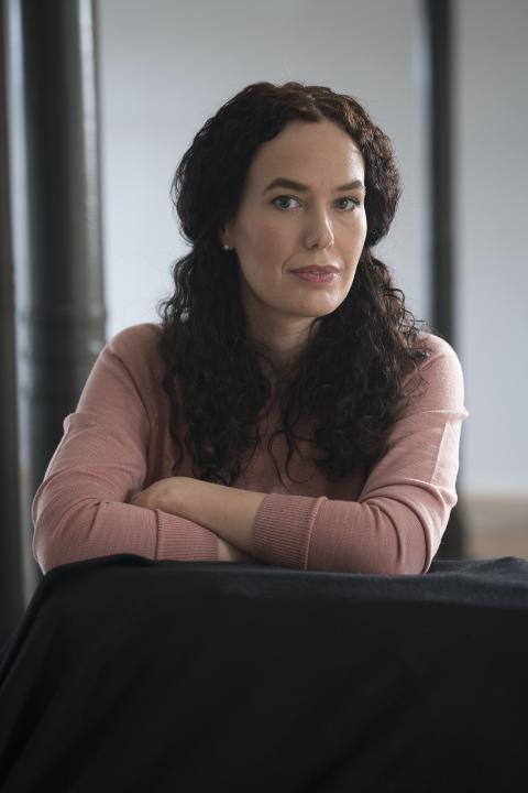 Författarscenen: Therese Bohman