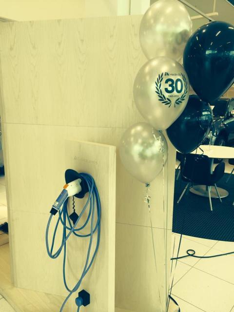 Hedin Bil firar 30 år