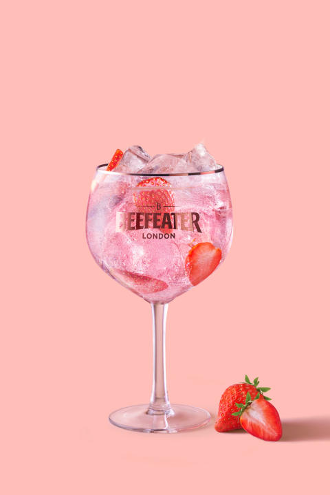 Beefeater Pink Gin & Tonic