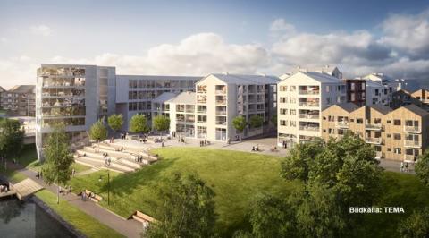 Framtidens bostäder och boendemiljöer