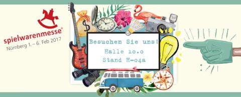 Spielwarenmesse Nürnberg: Unsere Spielehighlights im Frühjahr