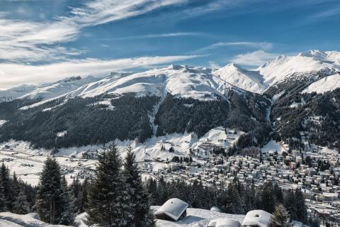 Davos – Provåk i världscupbanorna