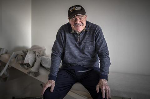 Sven-Åke önskar sig fast läkarkontakt för alla äldre