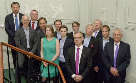Handplockade cleantechbolag möter schweiziska investerare