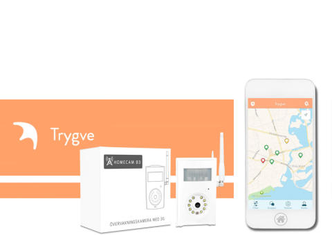 App för grannsamverkan med Induo Homes larm