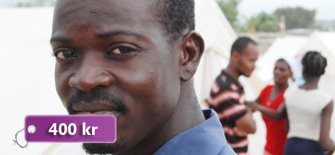 Läkarmissionen hjälper unga företagare på Haiti