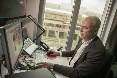 Richard Aschberg, Aftonbladet, nominerad till Årets Avslöjande 2016