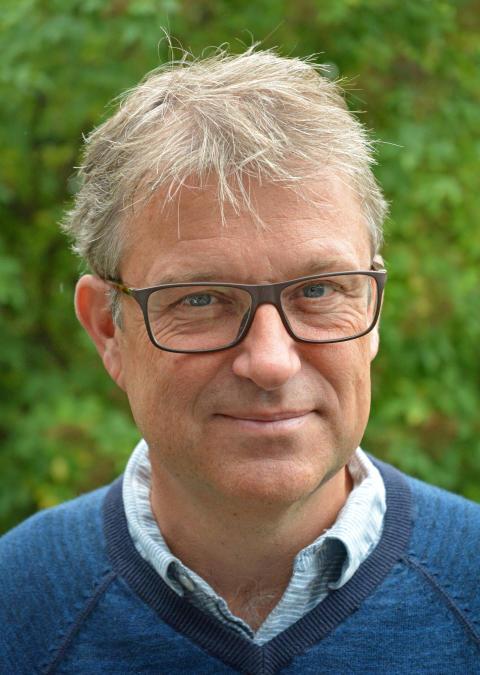 Joakim Lundeberg, professor i molekylärbiologi på KTH.