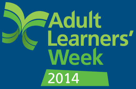 Celebrating Adult Learners' Week across the borough