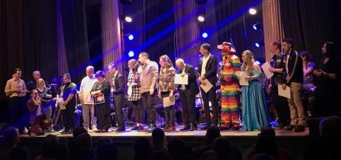 Alla finalister klara i Funkisfestivalen