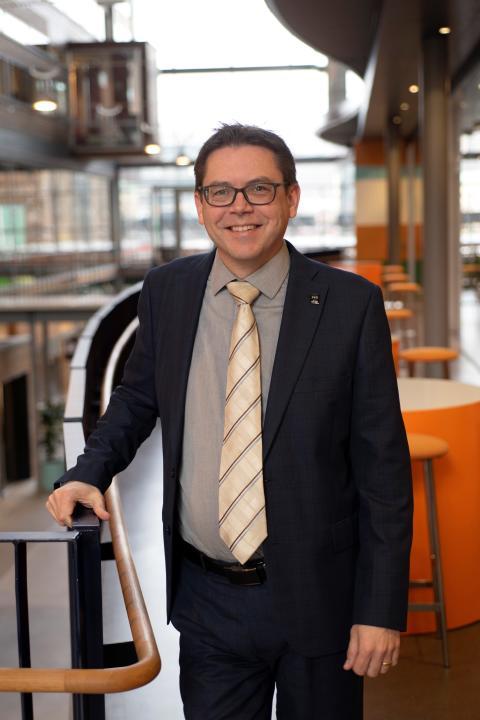 Peter Bryntesson, senior projektledare och rådgivare, Fordonskomponentgruppen, FKG.