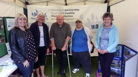 Winterbourne festival celebrates a healthy heritage