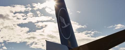 Lufthansa Cargo präsentiert sich auf der transport logistic