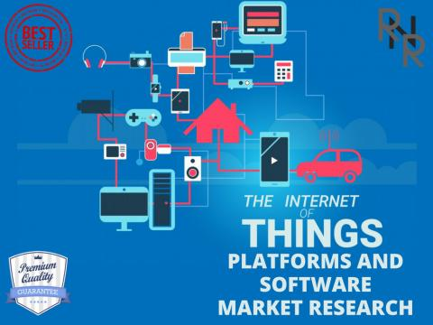 +26% CAGR to be Achieved By Internet Of Things (IoT) Platforms And Software in International Market By 2022