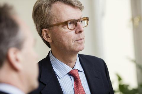 Gunnar Håkanson, Kapitaförvaltare
