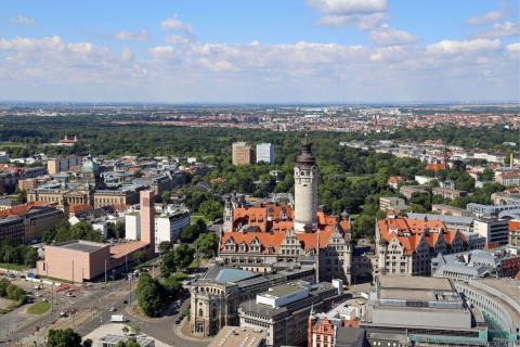 Leipzigs Tourismus weiterhin im Aufwärtstrend: Neuer Gästerekord mit 2,9 Millionen Übernachtungen 2016