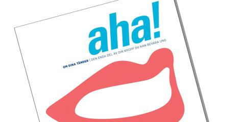 Beställ boken aha!