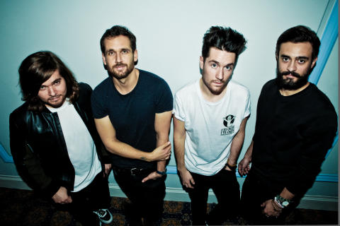 Bastille and Craig David confirmed for Tinderbox