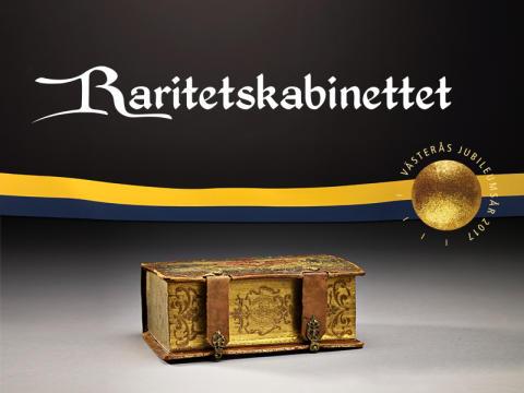 Västerås stadsbibliotek inviger unik permanent utställning