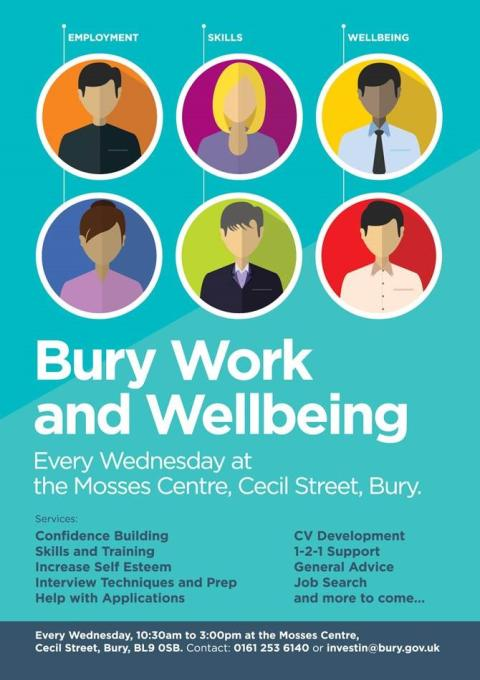 Get free support with employment, skills and wellbeing