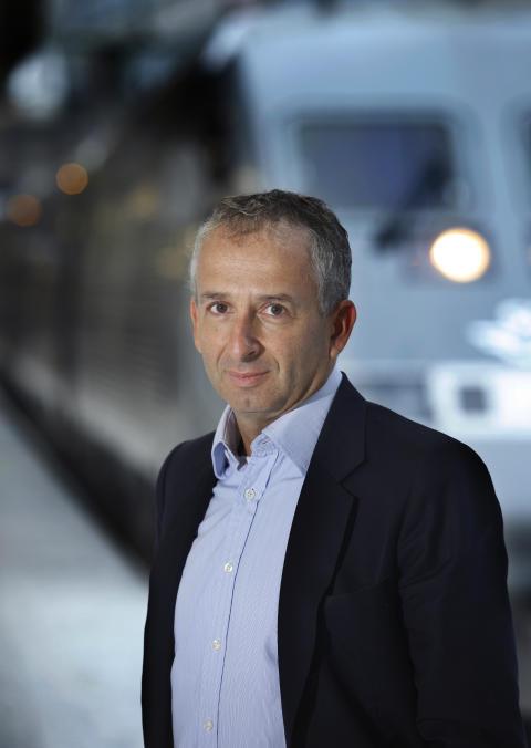 Thomas Silbersky ny marknads- och försäljningsdirektör på SJ