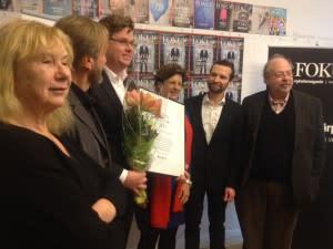 Årets svensk 2013 – Gunnar Strömmer